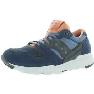 Saucony Mens Azura Weathered Luxury Suede Running Shoes Sneakers BHFO 7795