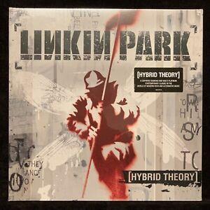Linkin Park Hybrid Theory Vinyl LP. Brand New & Sealed. FREE DISPLAY FRAME.