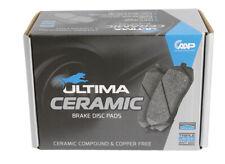 Front Pair Ultima Ceramic Brake Pads Toyota Hilux GUN123R 2015-2017 DB2396