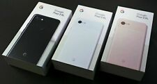 NEW Factory Unlocked Google Pixel 3 XL 64GB/128GB Smartphone any GSM & CDMA