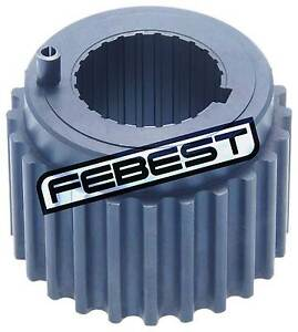 MES-6G74 Genuine Febest Crankshaft Pulley Timing MD184894