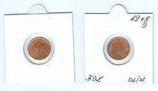 BDL  1 Pfennig 1948 D  vorzüglich bis stempelglanz
