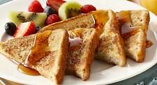 French Toast Ebook/Cookbook in PDF 107 Recipes! on CD FREE SHIPPING