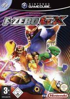 Nintendo GameCube Spiel - F-Zero GX mit OVP NEUWERTIG