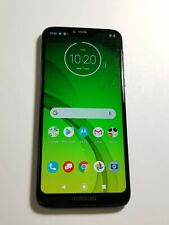 Moto G7 Power - XT1955-5 - Blue - 32GB -Verizon Unlocked-Fully Functional-19MR