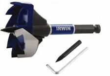 """IRWIN 2-1/4"""" Self-Feed Drill Bit Wood Drilling WeldTec Bit 2-1/4 inch-New"""