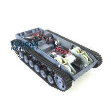 HengLong 1/16 Scale German Stug III RC Tank 3868 Chassis W/ Plastic Track Wheels