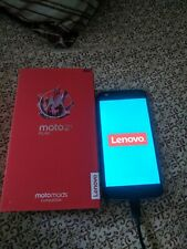 Motorola Moto Z Play 2nd Generation - 32GB - Lunar Grey (Verizon)