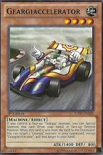 Yugioh! Geargiaccelerator - REDU-EN028 - Common - Unlimited Edition Near Mint, E