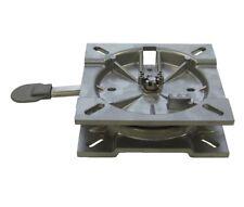 383020L; Drehscheibe aus Aluminium für Bootssitz Bootsstuhl