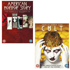 American Horror Story complete Series Season 1, 2, 3, 4, 5, 6 & 7DVD box set New