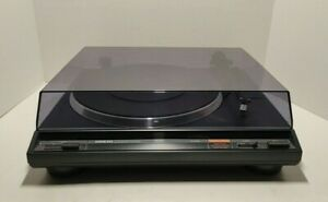 Vintage Onkyo Turntable CP-1026A with Cover