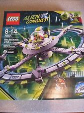NEW SEALED ALIEN CONQUEST LEGO SET 7065 ALIEN MOTHERSHIP - RETIRED SET