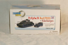 Dragon Armor 60407, 1/72 Panzer IV and Kubelwagen 2-Piece Set • NEW