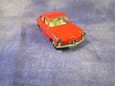 Vintage 1960s MATCHBOX/LESNEY SERIES #67 RED VOLKSWAGEN 1600TL