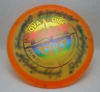 NEW Rare Innova Champion Shark3 Proto Stamp 180g dye disc golf 1st Run rainbow