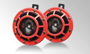 HELLA Super Tone B133 Horn Set 66Wx2 12V