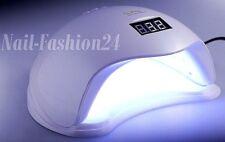 LED UV Lampe Lichthärtungsgerät 48W SUN5 Nagel Gel Trockner Nageltrockner Neu
