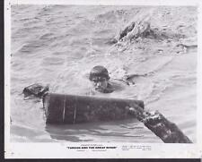 Mike Henry Tarzan and the Great River 1967 original movie photo 17984