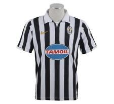 Camiseta de fútbol de clubes italianos de manga corta talla XL