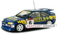 Minichamps 434 948206 FORD ESCORT Diecast Auto verreydt RIZLA Belgio 1994 1:43rd