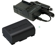 Decoded Battery +Charger BN-VG107 BN-VG108 JVC Everio GZ-HM30 GZ-E200BU GZ-E10