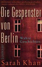 Die Gespenster von Berlin von Sarah Khan (2013, Taschenbuch), UNGELESEN