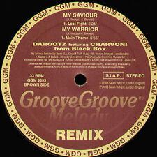 DAROOTZ, FEAT. CHARVONI - My Warrior / My Saviour (Davoli & Mazza Rmxs)