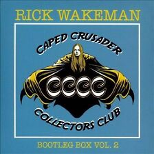 Bootleg Box, Vol. 2 -Rick Wakeman (NEW SEALED CD, Nov-2011, 5 Discs, Retro World