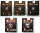 Master Replicas PIRATES of the CARIBBEAN RING & JEWELRY LOT OF 5 NEW!