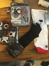 110% Overdrive Compression Socks Sox And Ice Recovery Kit Size 4 (6570-6)