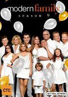 Modern Family Complete Ninth Season 9 Nine DVD NEW Region 4