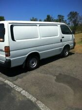 Petrol HiAce Right-Hand Drive Cars