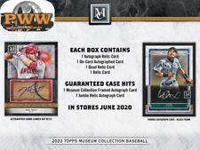 NEW YORK YANKEES 2020 Topps Museum Collection Baseball Half Case Break #4