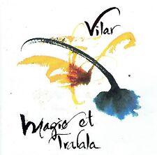 CD - VILAR - Magie et tralala