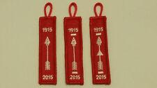 Order of the Arrow OA Dangle Set 100th Anniversary NOAC