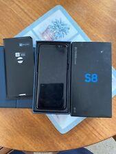 Samsung Galaxy S8 SM-G950F - 64GB - Blue - (O2) Smartphone