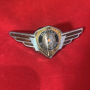 Original 1936-37 Dodge Half Ton Truck Grill Emblem