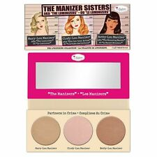 The Balm The Manizer Sisters Luminizing Collection Guaranteed Authentic - NIB