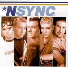 "*NSYNC ""S/T"" w/ Tearin' Up My Heart, I Want You Back, Here We Go & more"