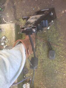 Rover Sd1 manual  Pedal Box 2.3 / 2.4 / 2.6 / 3.5 / v8