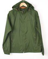 L.L.Bean Herren Wasserfeste Jacke Mantel Größe M AVZ1047
