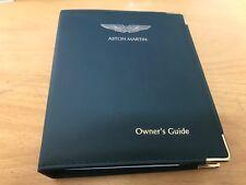 Aston Martin DB7 i6 Owner's Guide