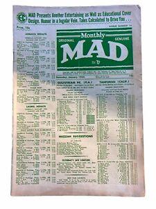 MAD Magazine #19 January 1955 Fair to Good Condition