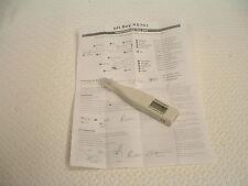 Shindengen ISFET pH meter KS701 Camlab Hach NEW SURPLUS STOCK needs new tip