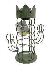 2 Garden Solar Powered Cactus Light Figure Ornament Decor Table Lamp Home Gift