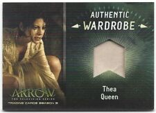 2017 Cryptozoic Arrow Season 3 Wardrobe Card - Willa Holland as Thea Queen