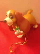 Lady 129 Not Tramp Disney Grolier Christmas Magic Ornament New In Box