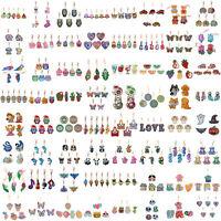 5D DIY Full Diamond Painting Keychain Key Chains Keyring Art Craft Key Bag Decor