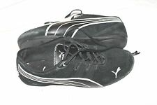 Puma Drift Cat Black Suede Lace Up Running Sneakers Women's Size 7